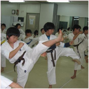 20150726-教室(空手)