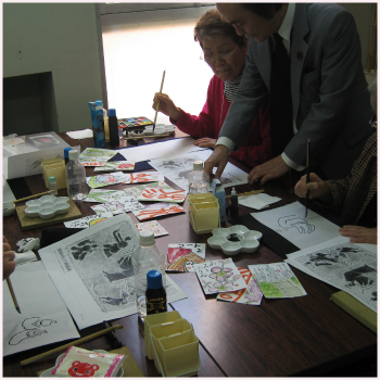 20150708-教室(絵手紙)
