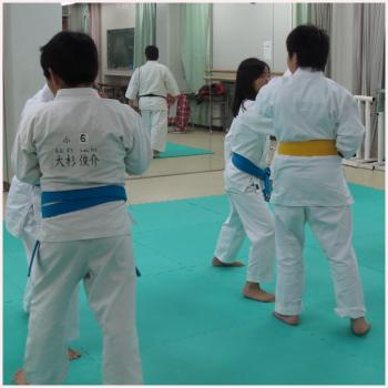20150723-教室(合気道)