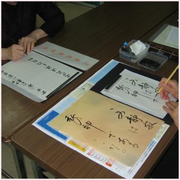 20150715-教室(書道・ペン字・幼児かきかた)